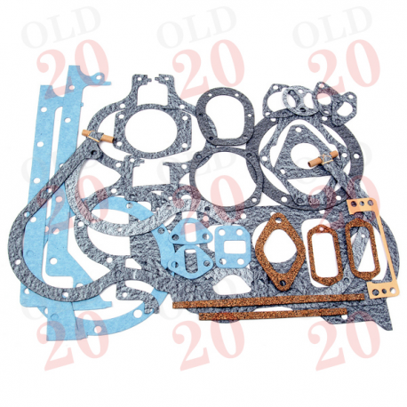 Gasket Set - Bottom