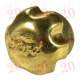 Oil Cap - Brass