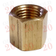 Fordson Long Fuel Pipe Nut