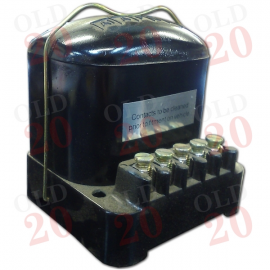 Regulator Control Box