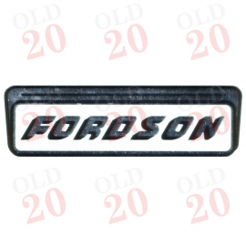 Decal - 'Fordson'