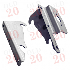 Number Plate Brackets