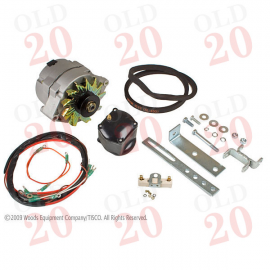 Dynamo to Alternator Conversion Kit