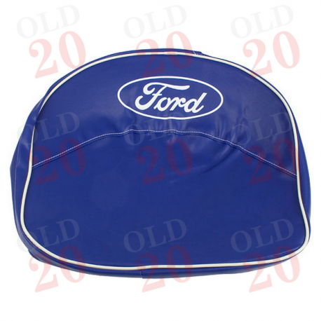Ford Tractor Blue Seat Cushion