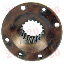Crankshaft Pulley Coupling