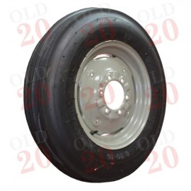 Wheel & Tyre Assembly - 600x16