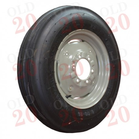 600x16 Wheel & Tyre Assembly