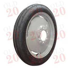 Wheel & Tyre Assembly - 400x19
