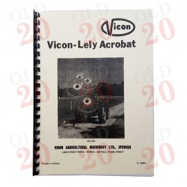 Vicon Acrobat Handbook & User Manual