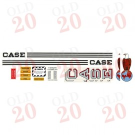 Case D Decal Set