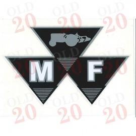 Small MF Logo Decal