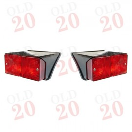 Ford Safety Cab Rear Lamp (Pair)