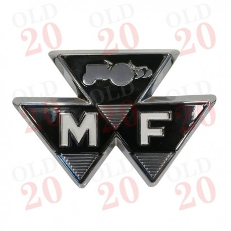 MF35 Front Badge (Triple Triangle)