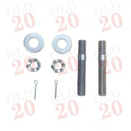 Farmall H, M, W4 & W6 Radiator Mounting Kit