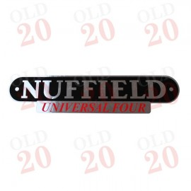 Nuffield Universal Four Decal