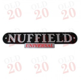 Nuffield Universal Decal