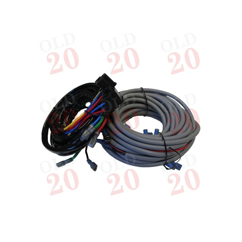 Lighting Wiring Loom - Mey Ferguson on wood loom, direct-buried cable, cable loom, cable dressing, cable carrier, crazy loom, carpet loom, cable reel, multicore cable, cable management,