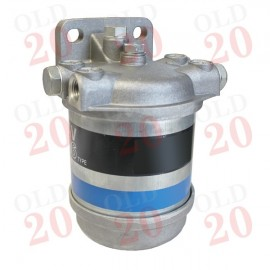 Aluminium Bowl Type Cannister Fuel Filter Assembly
