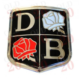David Brown Front 'Rose' Badge