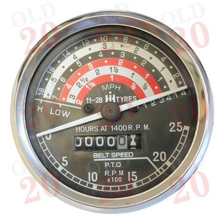 International 276 & 434 Tachometer Gauge