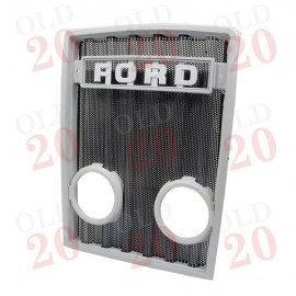Ford 100 Series Front Grill (With Headlamp holes)