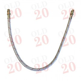 """Flexible Braided Fuel Pipe (30"""")"""