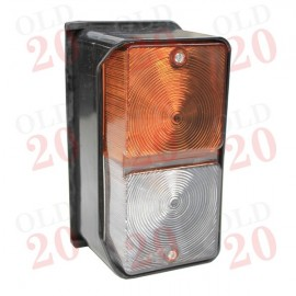 Ford Q-Cab Front Side & Indicator Lamp