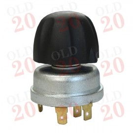 DB, MF & IH Headlamp Switch (4 Position)