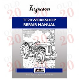 Ferguson TE20 Workshop Manual