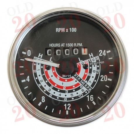 MF35 Tachometer Gauge (From Serial Number 307658)