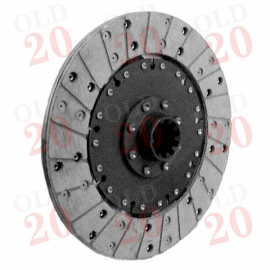 "Ferguson TEA, TED T20 and Ford 2N, 9N 9"" Clutch Drive Plate"