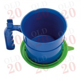 Tractor Paint Mixing Pot