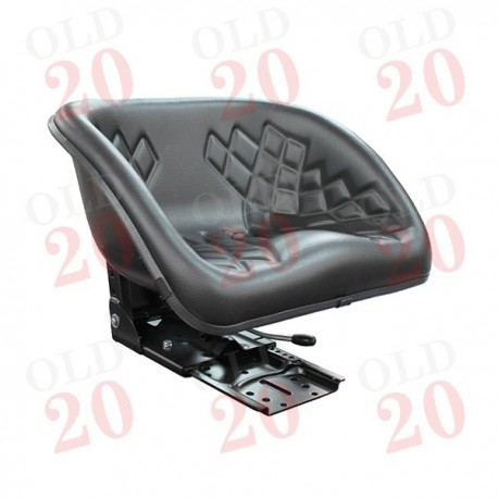Deluxe Tractor Suspension Seat with height adjustment!
