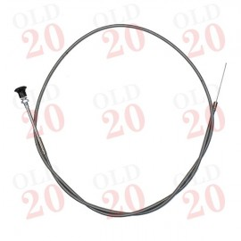 """Old Style Tractor Choke Cable (71"""")"""