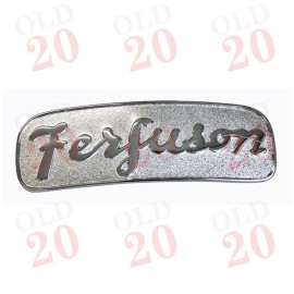 Badge - Front 'Ferguson'