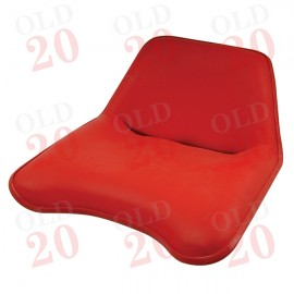 David Brown Tractor Red Cushioned Seat