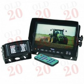 """7"""" Wired CabCAM Tractor Cab System"""