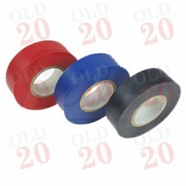 Tractor Insulation Tape Pack (Red, Blue & Black)