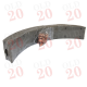 Ferguson T20, Fordson Dexta & MF135 Brake Shoe Lining Kit