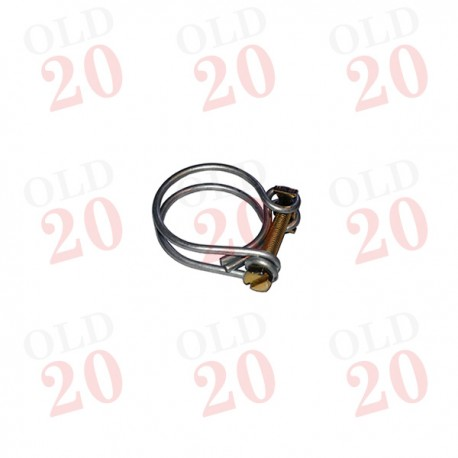 """Old Style Wire Cooling Hose Clip; 25-37mm (0.98""""-1.45"""")"""