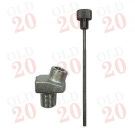 Rest-O-Ride Seat Pin and Bush Kit (as fitted to Fordson Major tractors)