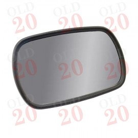 162mmx265mm Flat Type, Clamp-On, Tractor Mirror Head