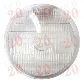 Replacement Headlamp Lens with Tractor Logo