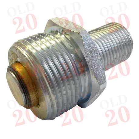 Male Dowty Tractor Trailer Coupling