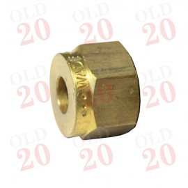 Fordson Short Fuel Pipe Nut