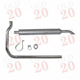 Exhaust Pipe Kit