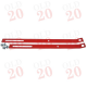 Fordson, & Massey Ferguson Linkage Drawbar Support Stays