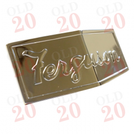 Chrome Ferguson T20 Front Badge