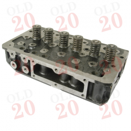 MF35, MF135, Fordson Dexta Cylinder HEad Assembly (3 Cylinder)