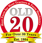 OLD 20 Parts Co Logo